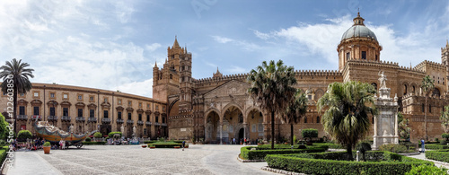 Fotobehang Palermo Sizilien - Palermo - Cattedrale di Palermo