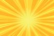 yellow rays comics retro background
