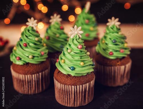 Poster Christmas Dessert