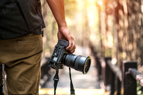 Fototapeta photographer