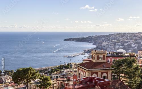 Posillipo Naples, Italy