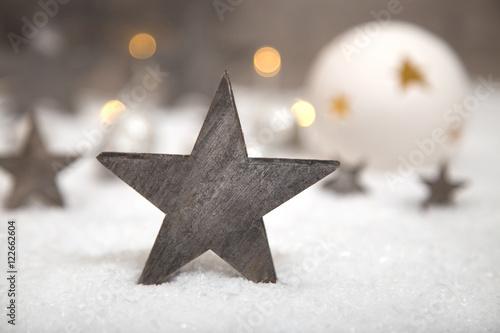 Poster Weihnachtlicher Hintergrund