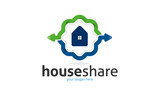 House Share Logo