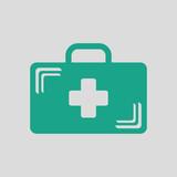Medical case icon