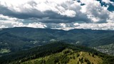 Mountains landscape timelapse 4K