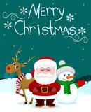 Santa and friends3
