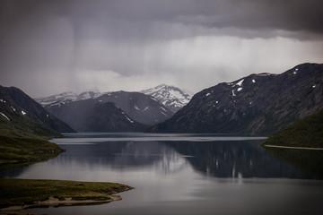 Hiking in Norway, Besseggen in Jotunheimen