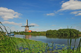 Olanda, Mulini a vento a Kinderdijk