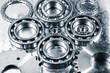 titanium ball-bearings for the aerospace engineering industry