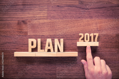 Poster Business plan for 2017