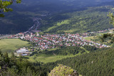 Terchova, Village in Little Fatra, the beautiful Mountains  in Slovakia