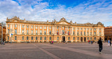 Le Capitole à Toulouse en Midi-Pyrénées, Occitanie en France