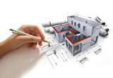 Architecture project in progress - 122982688