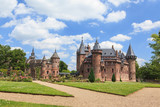 De Haar Castle, province of Utrecht, Netherlands 123045236,Tourist walking on the scenic dunes of Sossusvlei