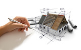 Construction project conception