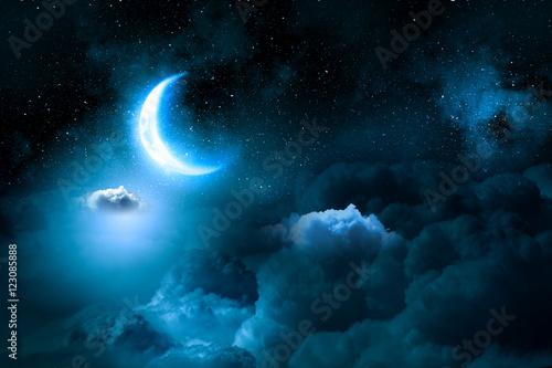 Good night and sleep well . Mixed media