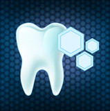 Concept teeth protection