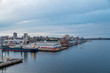 Halifax Harbor at Dusk