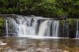 Ddwl Isaf waterfall on the Nedd Fechan River