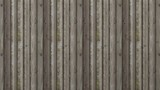 Garden wood slats background. 3d render