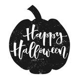 Happy halloween greeting - 123191212