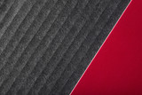Black and Red Luxury Background