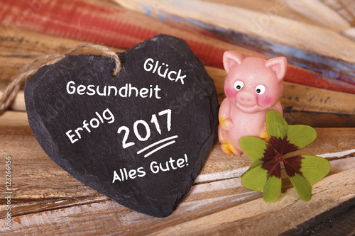 alles gute 2017 Poster