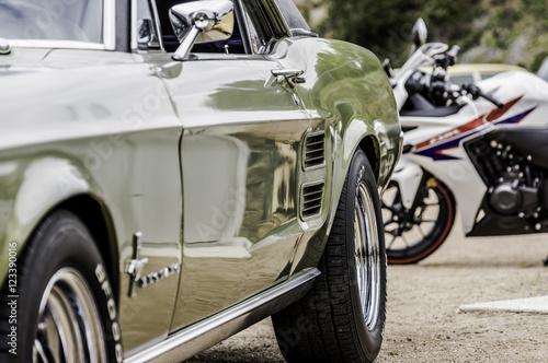 Mustang 1 Plakát