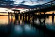 Davis Bay, Pier 17 sunset 1