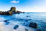 Coast, rock, landscape, Okinawa. 123402259,2017年酉年完成年賀状テンプレート「葉っぱと花と鶏」HAPPYNEWYEAR,64,201779752,2,392,0,0,chicken