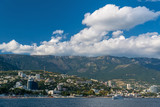 Yalta View from the sea