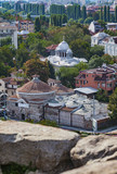Plovdiv, Bulgaria view
