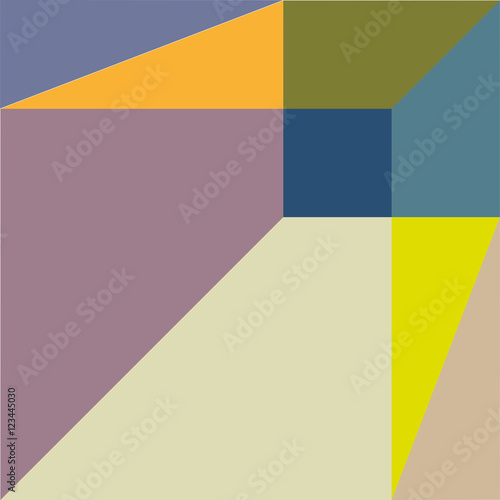 Obraz fond abstrait