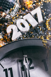 2017 Focus On Clock New Year