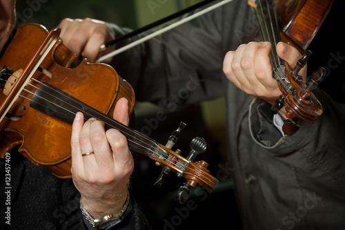 Poster Violinist