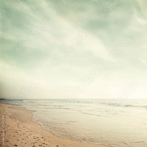 tropical background - 123517018