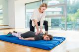 Shiatsu Massage - Energetische Körperarbeit