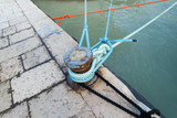 ship rope mooring