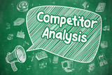 Competitor Analysis - Business Concept.