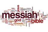 Messiah word cloud