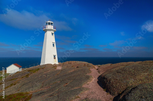 Cape Spear lighthouse, Newfoundland, Canada. Photo by onepony