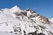 Mountain Ski Resort Banff National Park Alberta Canada