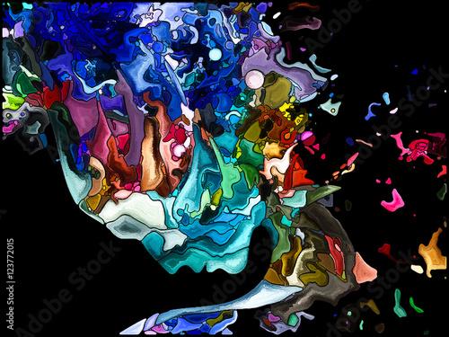 Visualization of Self Fragmentation © agsandrew