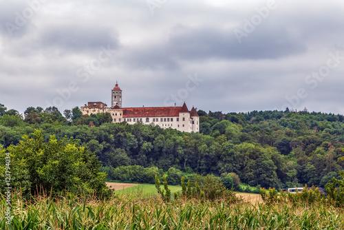 Fotobehang Purper Schallaburg castle, Austria