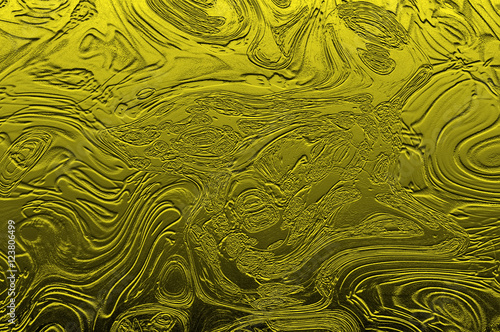 abstract background curves golden