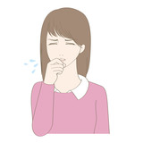 風邪女性03