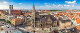 Munich city skyline ...