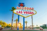 Fototapeta Forest - Las Vegas sign © f11photo