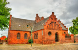 Roskilde Cathedral, a UNESCO Heritage Site in Denmark