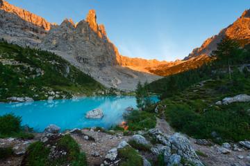 Fototapeta włoskie góry